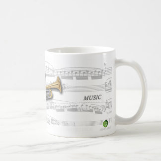 Mug partition and trompete