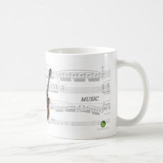 Mug partition and violão steel