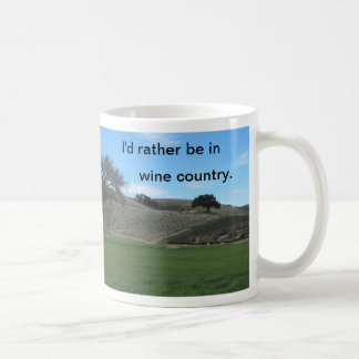 Mug: Paso Robles Wine County