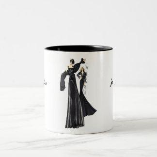 """Mug """"passion for fashion"""""""
