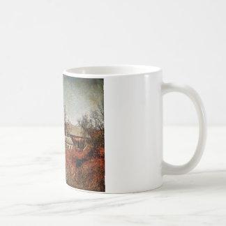 Mug-Past Years at the Farm Basic White Mug