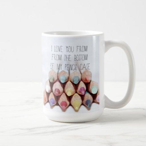 Mug ... Pencil Case