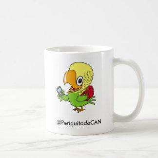 Mug Periquito Balckberry and Mochila