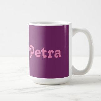 Mug Petra
