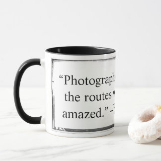 Mug Photography guides me into quote Depoorter