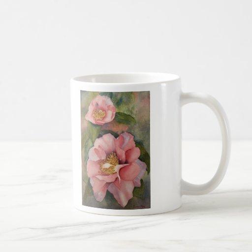 MUG -Pink Camellias