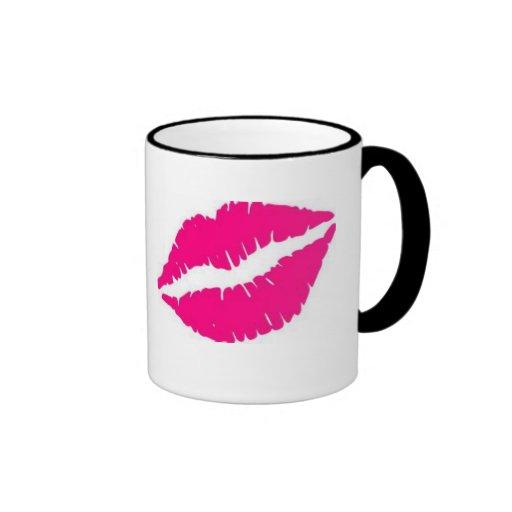 Mug(Pink Lips)