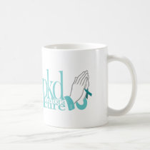 Mug PKD Pray for a Cure
