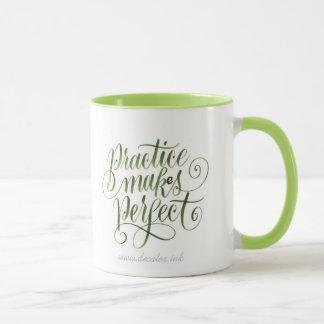 Mug - Practice Maks Perfect
