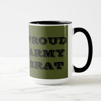 Mug Proud Army Brat