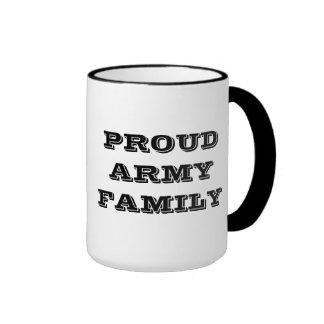 Mug Proud Army Family
