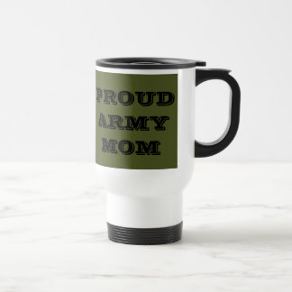 Mug Proud Army Mom