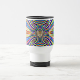 Mug  Psychedelic Ringed Pulse