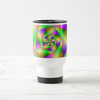 Mug  Psychedelic Spiral