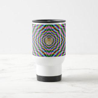 Mug  Psychedelic Web