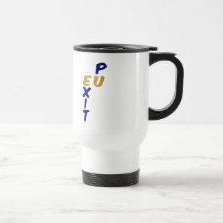 Mug PU EU Exit