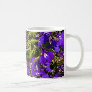 Mug, Purple Blossoms # 202 Coffee Mug