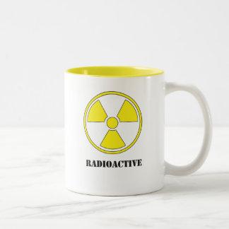 MUG-Radioactive.ai Two-Tone Coffee Mug