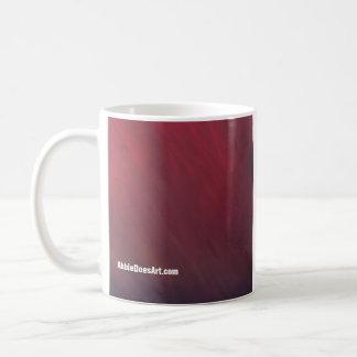 Mug Rain Red