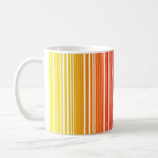 "Mug ""Rainbow Barcode"""