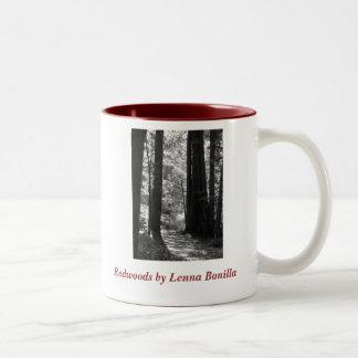 Mug - Redwoods