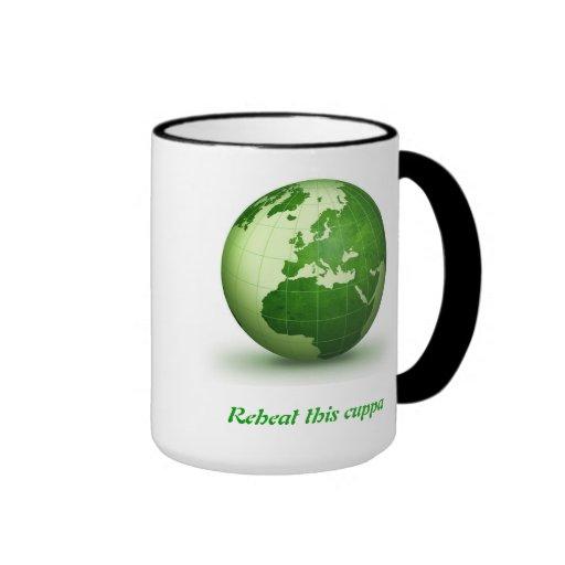 Mug - Reheat this cuppa