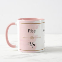 Mug-Rise Up Let Your Light Shine Mug