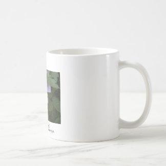 Mug, Rose of Sharon Classic White Coffee Mug
