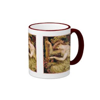 Mug: Rossetti - Sea Spell Ringer Coffee Mug