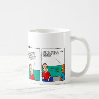Mug - Rules and stuff