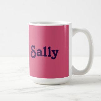 Mug Sally