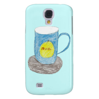 MUG SAMSUNG GALAXY S4 CASE
