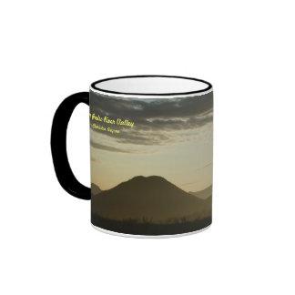 Mug: San Pedro Valley At Dawn