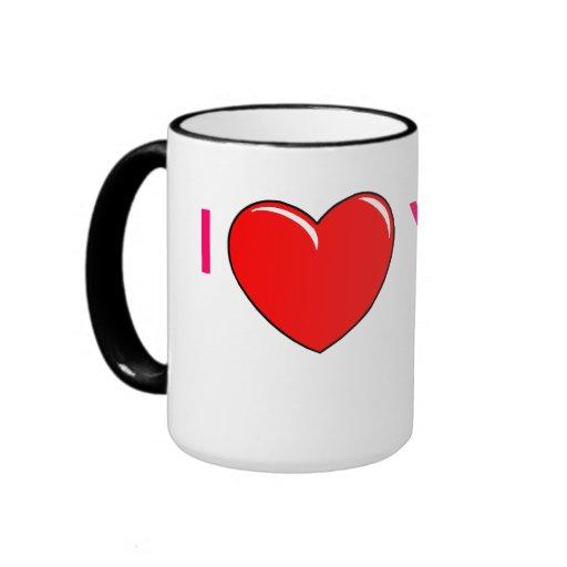 Mug San Valentín Taza De Café