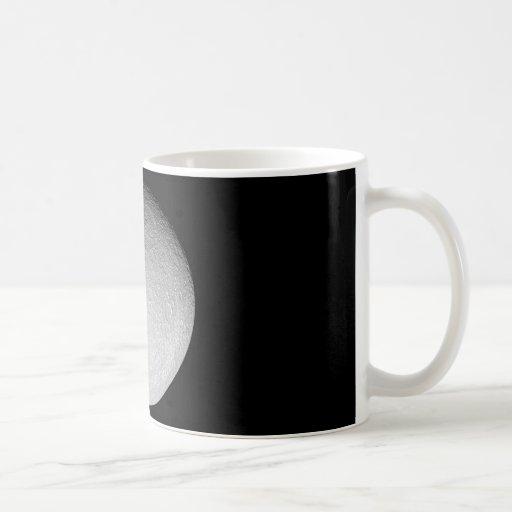 Mug: Saturn's moon Rhea