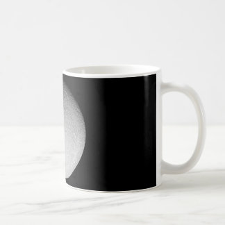 Mug: Saturn's moon Rhea Coffee Mug
