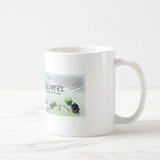 Mug Scorfel - dragón azul Tazas De Café