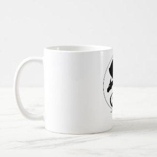 Mug Scorfel logo Tazas
