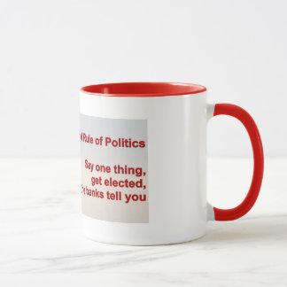 Mug - Second Rule of Politics