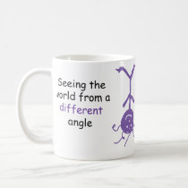 Mug: Seeing The World Coffee Mug