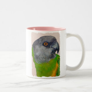 Mug Senegal Parrot