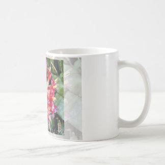 mug series Flowers of Atlantic Mata Brazil