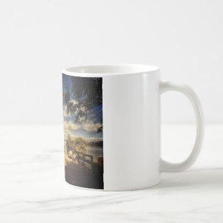 Mug-Shadows at the Hudson River Coffee Mug