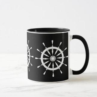 Mug - Ships Wheel