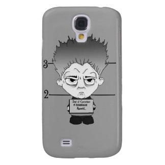Mug Shotz Maxwell Galaxy S4 Cover