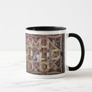 mug,Sistine Chapel,fresco Mug