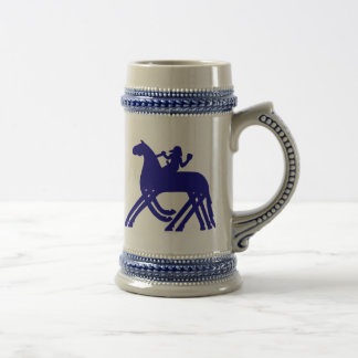 mug Sleipnir Shield Blue