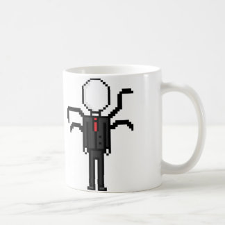 "Mug ""Slenderman "" Taza De Café"