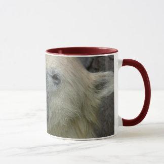 Mug: Smiling Polar Bear (Ringer) Mug