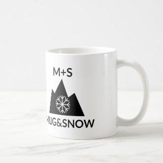 MUG&SNOW TAZA CLÁSICA